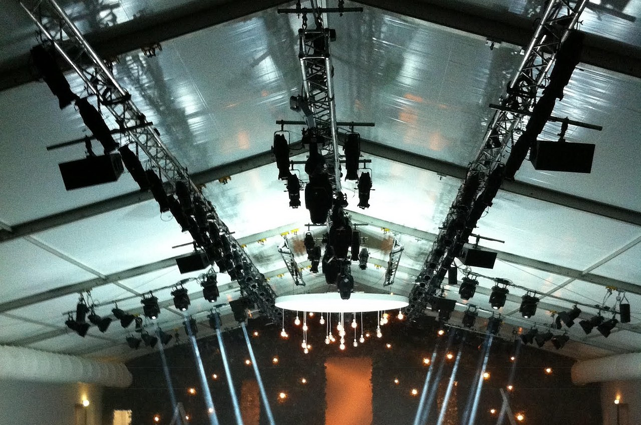 DCLX is a leading lighting hire and event production company in London