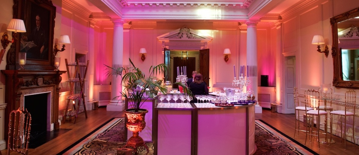 DCLX offer a range of event lighting in London and throughout the UK